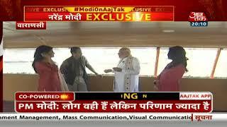 Live: PM Modi's Unforgettable Interview   MP Tak