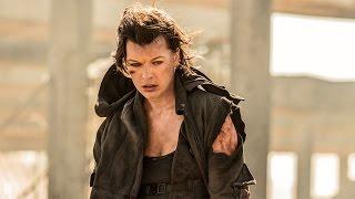 Resident Evil The Final Chapter  Teaser Trailer