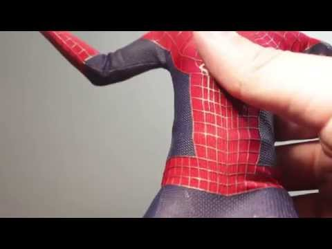 Hot Toys MMS 244 The Amazing Spider-Man 2 Review