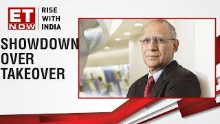 Mindtree co-founder Ashok Soota speaks on L&T bid | ET Now Exclusive