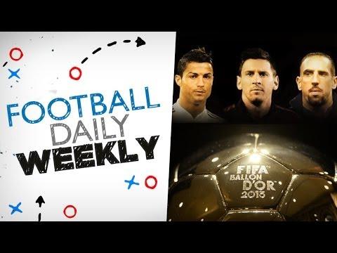 FIFA Ballon d'Or 2013: Messi v Ribery v Ronaldo   #FDW