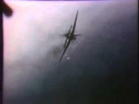 """Воздушные бои 2-й Мировой войны MOTORHEAD """"Fight """" (Sky War).flv"""