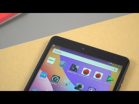 """Chuwi Hi9 Review & Unboxing - 8.4"""" 2560 x 1600 Android 7.0 Tablet"""