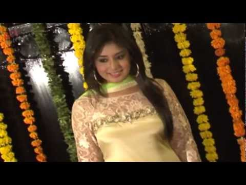 Kritika Kamra from Kuch Toh Log Kahenge Serial at Ektas party...