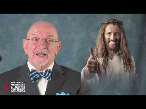 First United Methodist Church, Pine Bluff, Arkansas May 17 Bible Study