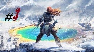 "Horizon Zero Dawn: The Frozen Wilds PS4 - ""El Werak"" Gameplay en español"