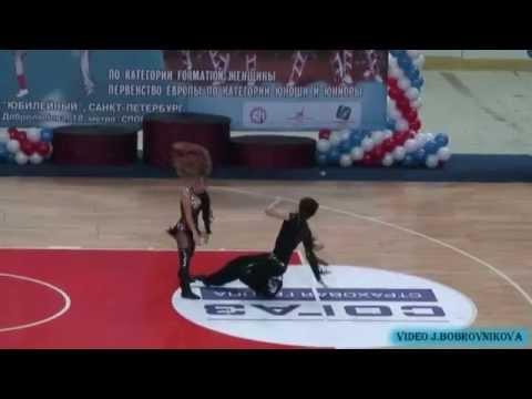 Ruslan Shakirov & Margarita Guseva - Europameisterschaft 2011