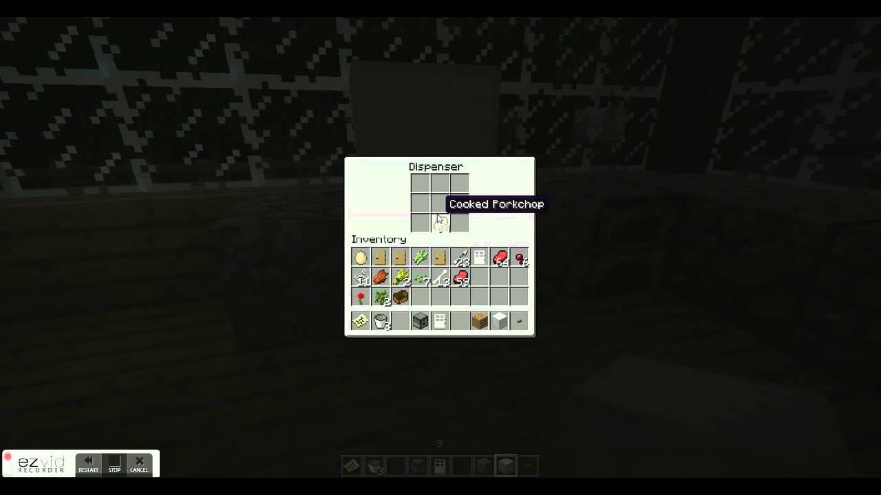 Minecraft hoe maak je een koelkast youtube - Hoe maak je een woonkamer ...
