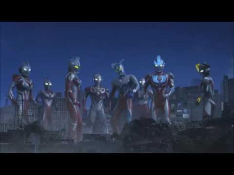 [ MAD ] Ultraman X TheMovie - Unite〜君とつなか