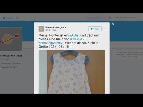 Hilfe für kleine Autistin: Darum ist dieses Kleid für Maggie so wichtig