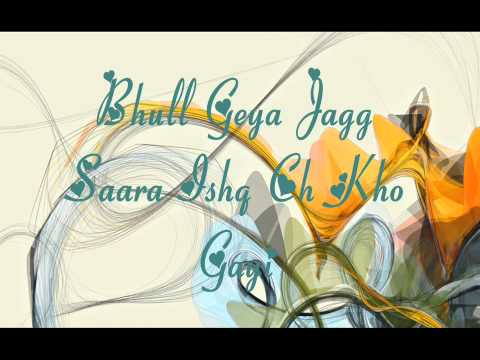 Akhiyan - Rahat Fateh Ali Khan HD 2012 LYRICS ( Happy Aulakh...