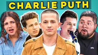 College Kids React To Charlie Puth