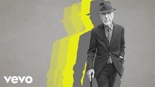 Leonard Cohen - Almost Like the Blues (Lyric)