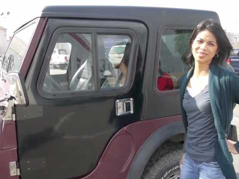 Jeep Hardtop Installation Amp Jeep Door Install Youtube