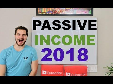 Top 5 Passive Income Ideas 2018