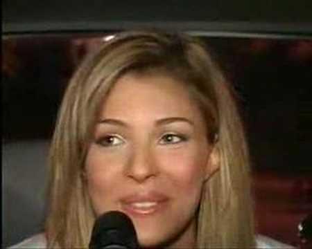 Intervista a Miss Italia 2004 Cristina Chiabotto