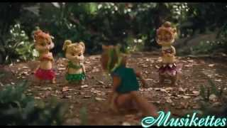 Chipettes-On the Floor