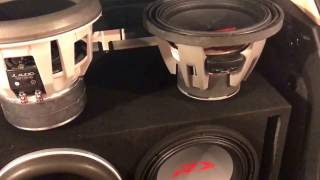 Alpine Type R 12 vs JL Audio W7 12 How They Stack Up On Paper ( Part 1 of 2 )