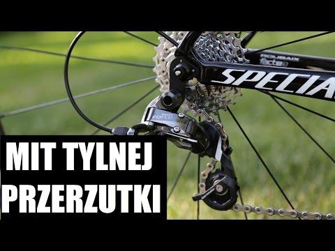 Mit Tylnej Przerzutki // Rowerowe Porady