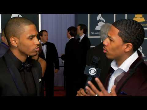 52nd Grammy Awards - Trey Songz Interview Video