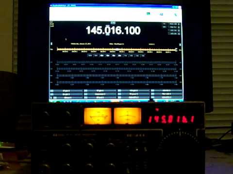 Icom IC-211 Ham Radio Deluxe Interface