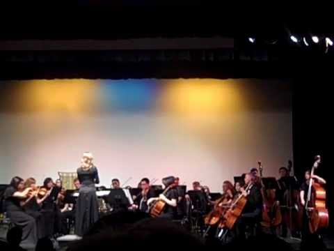 "Las Vegas High School Pops Concert ""Spirit: Stallion of The Cimarron Medley"""