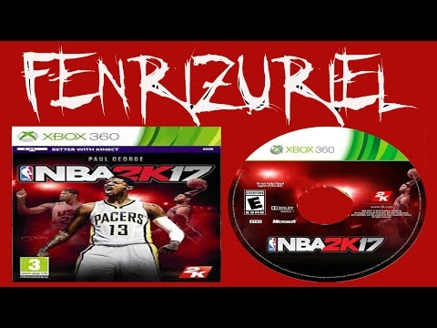 Descargar NBA 2K17 Xbox 360 RGH Completo Mega Instalación [Español e Ingles]