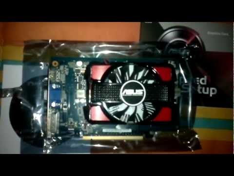 Unboxing Nvidia GeForce GT 630 2Gb DDR3