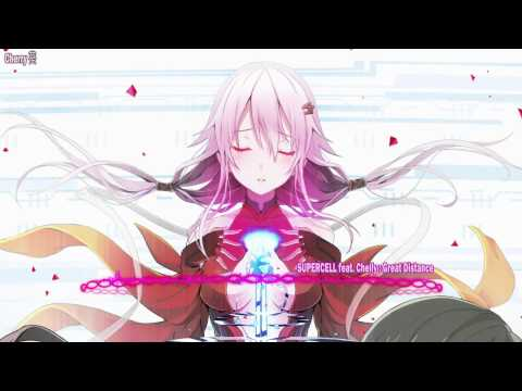 【Nightcore】 「ブレイブリーセカンド OP」 SUPERCELL feat. Chelly - Great Distance