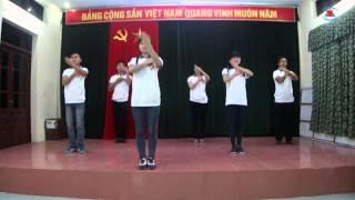 """Nhảy cộng đồng """"Những trái tim Việt Nam"""""""