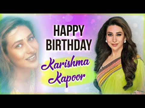 Happy Birthday Karishma Kapoor | Best Scenes Of Karishma Kapoor | Hum Saath Saath Hain