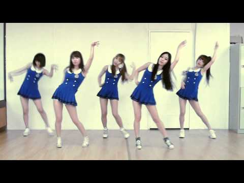 Fx 에프엑스 Rum Pum Pum Pum 첫 사랑니 Kpop Cover Dance # Waveya 웨이브야 Korean Dance Team video
