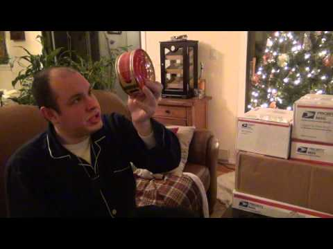 Unboxing : Christmas Presents 2012 (Packages)