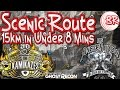 Scenic Route 15km IN UNDER 8 MINUTES On Ground Ghost Recon Wildlands Narco Road mp3