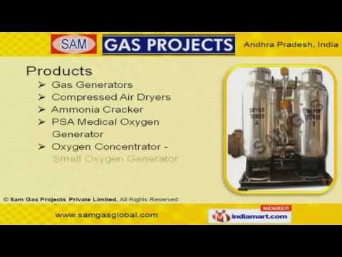 Ammonia Cracker by Sam Gas Projects Private Limited Secunderabad