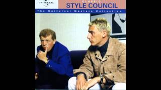 Watch Style Council Angel video