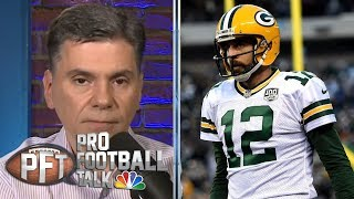 Jake Kumerow may be Aaron Rodgers' new favorite weapon | Pro Football Talk | NBC Sports