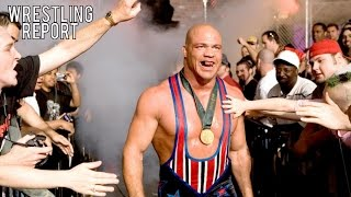 Kurt Angle Entering Royal Rumble? ANOTHER Hall of Fame Inductee Leaked | Wrestling Report