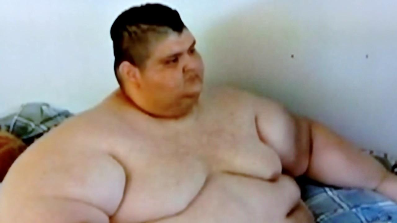 Najgrubszy człowiek świata stracił blisko 200 kg