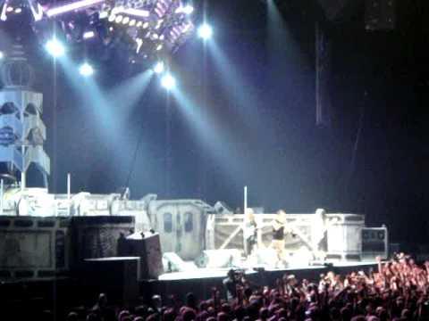 Gelredome Iron Maiden Iron Maiden Running Free