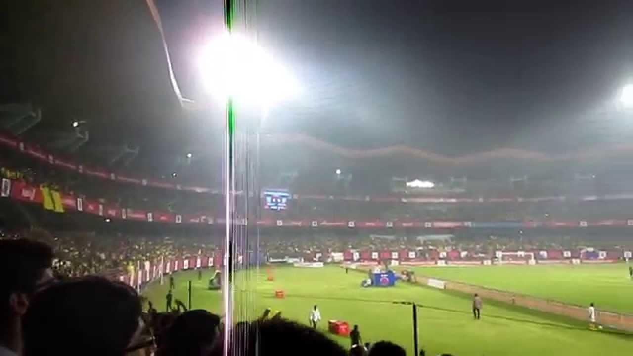 Jawaharlal Nehru Stadium Kochi Football Jawaharlal Nehru Stadium