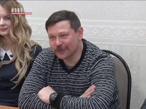 Актер театра и кино Анатолий Гущин встретился с поклонниками и журналистами