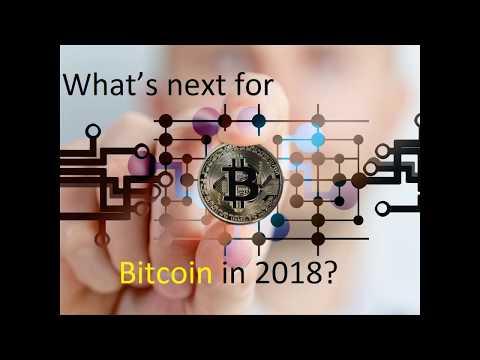 Bitcoin price prediction 2018 - Bitcoin News 2018