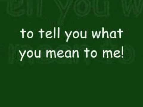 a youre adorable(lyrics).wmv