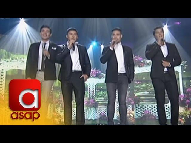 ASAP:  Kapamilya heartthrobs' romantic serenade