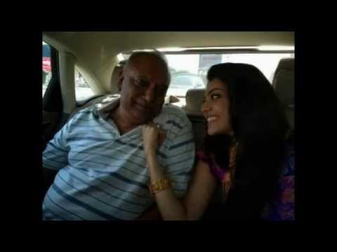 Kajal Agarwal Hot With Her Father video