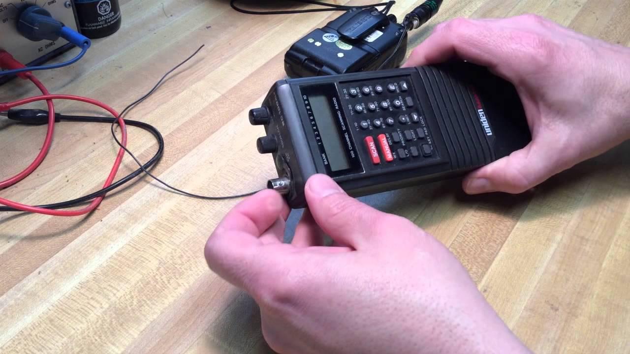 Dual band 2 meter radio