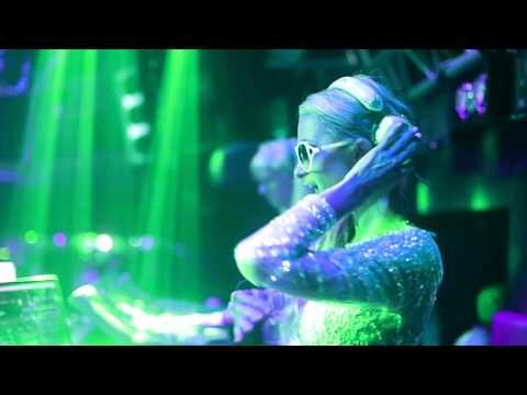 Paris Hilton Foam Party & Diamonds 2014 Amnesia Ibiza