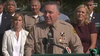 ||LIVE U.S||  Officials give update on shooting at California high school SANTA  CLARITA