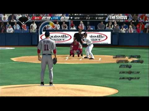MLB 08 The Show (PS3) - RTTS 2016 Season, SP, Game 1 Highlights